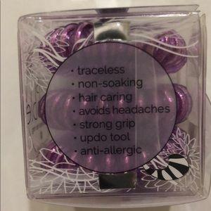 invisibobble Accessories - Set of 3 Invisibobble hair rings